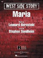 Maria (From West Side Story) Sheet Music Sheet Music
