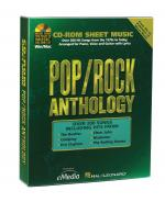 Pop/Rock Anthology CD-Rom Sheet Music Series Sheet Music