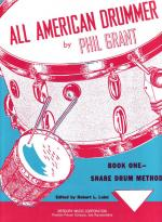 All American Drummer - Book 1: Snare Drum Method STUDENT BOOK Sheet Music