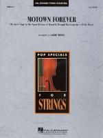 Motown Forever Sheet Music