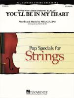 You'll Be In My Heart (From Tarzan) Sheet Music