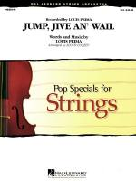 Jump, Jive An' Wail Sheet Music