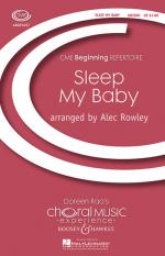 Sleep My Baby Cme Beginning Sheet Music Sheet Music