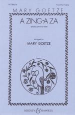 A Zing-A Za Brazilian Folk Song Sheet Music Sheet Music