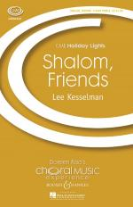 Shalom, Friends 2-Part And Piano Sheet Music Sheet Music
