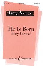 He Is Born Il Est N Sheet Music