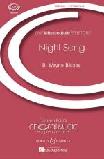 Night Song Sheet Music Sheet Music