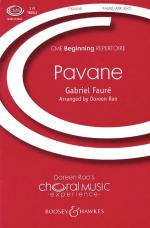 Pavane Cme Intermediate Sheet Music Sheet Music