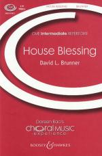 House Blessing Cme Intermediate Sheet Music Sheet Music