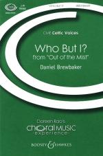 Who But I? (From Out Of The Mist, Above The Real) Cme Celtic Voices Sheet Music Sheet Music