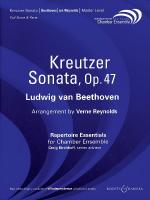 Kreutzer Sonata, Opus 47 For Chamber Ensemble Sheet Music