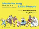 Music For Very Little People Book Only Sheet Music