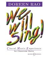 We Will Sing! Complete Resource Pack Sheet Music