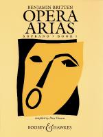 Opera Arias Soprano - Book 1 Sheet Music