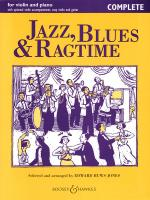 Jazz, Blues & Ragtime - Complete Violin And Piano Sheet Music