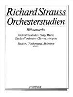 Orchestral Studies Sheet Music
