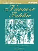The Viennese Fiddler - Complete Violin And Piano Sheet Music