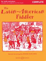 The Latin-American Fiddler - Complete Violin And Piano Sheet Music