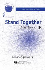 Stand Together Sounds Of A Better World Sheet Music Sheet Music