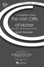 The Irish Cliffs Of Moher Cme Conductor's Choice Sheet Music Sheet Music