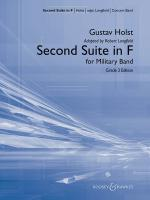 Second Suite In F (Grade 3 Edition) Sheet Music