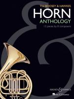 The Boosey & Hawkes Horn Anthology 13 Pieces By 8 Composers Sheet Music