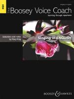 The Boosey Voice Coach: Singing In English - High Voice Learning Through Repertoire Sheet Music