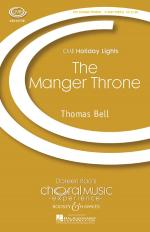 The Manger Throne Cme Holiday Lights Sheet Music Sheet Music
