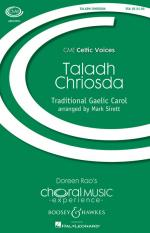 Taladh Chriosda Cme Celtic Voices Sheet Music Sheet Music