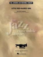 Little Red-Haired Girl Score (Jazz Ensemble Grade 4) Sheet Music