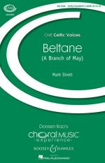 Beltane (A Branch Of May) Cme Celtic Voices Sheet Music Sheet Music