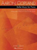 Aaron Copland - Ballet Music For Piano Sheet Music