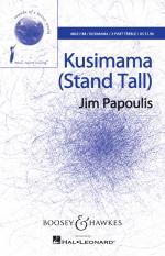 Kusimama (Stand Tall) Sounds Of A Better World Sheet Music Sheet Music