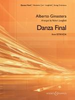 Danza Final From Estancia Sheet Music