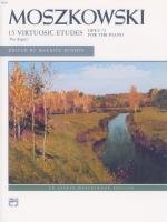 15 Etudes, Opus 72 - Book Sheet Music