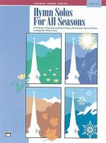 Hymn Solos for All Seasons - Book Sheet Music