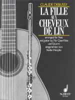 The Girl With The Flaxen Hair (La Fille Aux Cheveux De Lin) Sheet Music