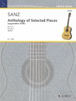 Anthology Of Selected Pieces For Guitar Sheet Music