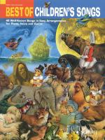 Best Of Children's Songs Sheet Music