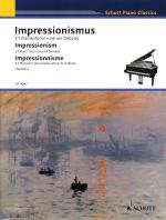 Impressionism 21 Piano Pieces Around Debussy Sheet Music