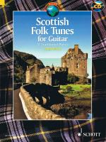 Scottish Folk Tunes For Guitar With A CD Of Performances Sheet Music