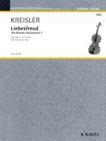 Liebesfreud Alto-Wiener Tanzweisen I Sheet Music