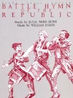 Battle Hymn Of The Republic Sheet Music Sheet Music