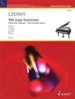 Czerny - 100 Easy Exercises For Piano Sheet Music