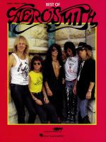 The Best Of Aerosmith Sheet Music