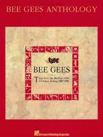 Bee Gees Anthology Sheet Music