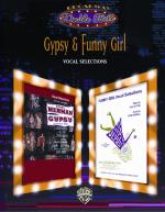 Gypsy & Funny Girl: Vocal Selections (Broadway Double Bill Series) - Book Sheet Music