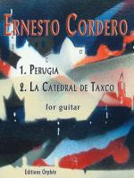 Perugia, La Catedral De Taxco - For Solo Guitar Sheet Music