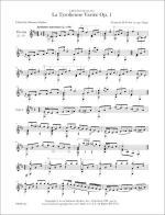 La Tyrolienne Variee Opus 1 Sheet Music