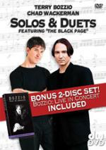 Terry Bozzio and Chad Wackerman: Solos & Duets (Featuring The Black Page) - 2 DVDs Sheet Music